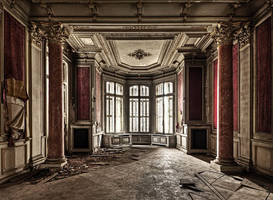 Red Room by stengchen