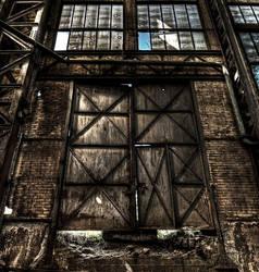 Door to Hell by stengchen