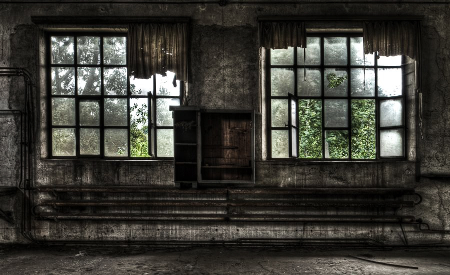 Window Eyes by stengchen