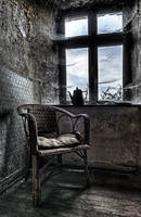 Chair On The Window by stengchen
