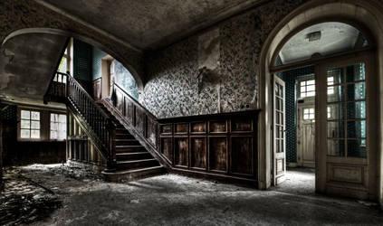 Villa Albanaise by stengchen