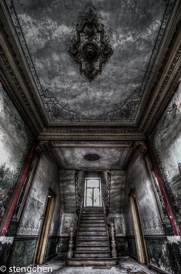 Villa perdu by stengchen