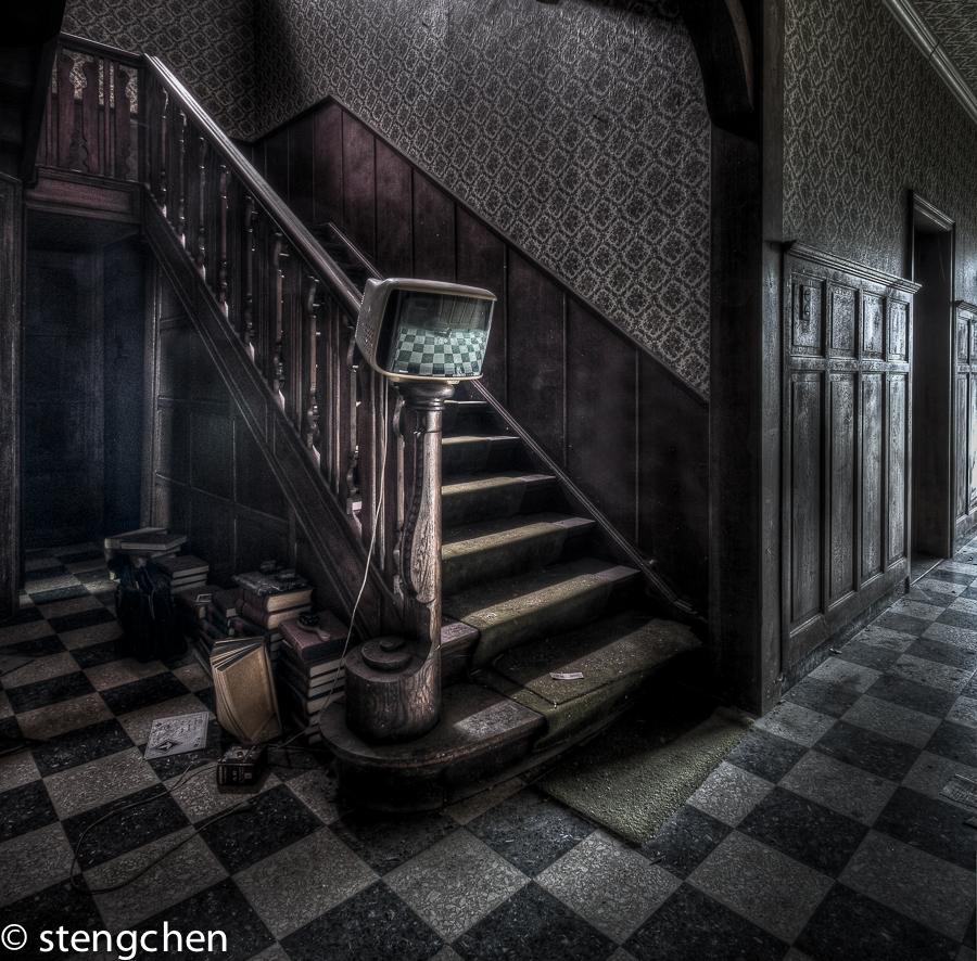 TV-HOUSE by stengchen