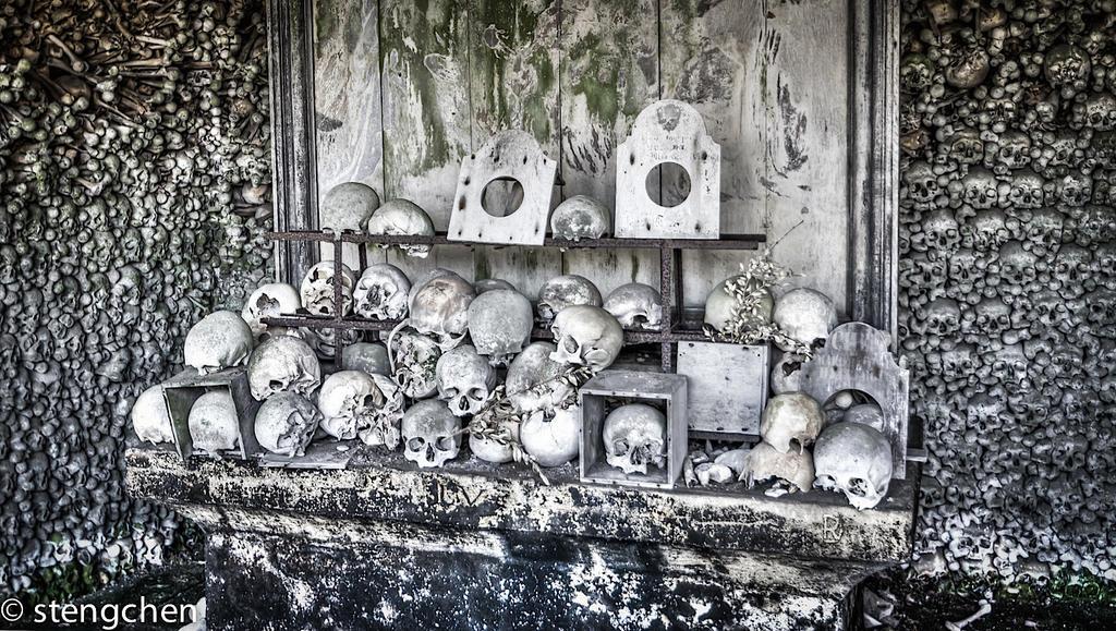 40000 Skulls by stengchen