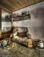 Reading Corner by stengchen