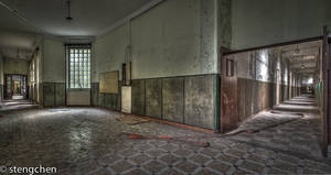 Corridors by stengchen