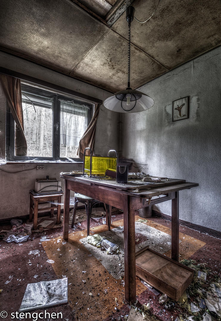 Lost Place by stengchen
