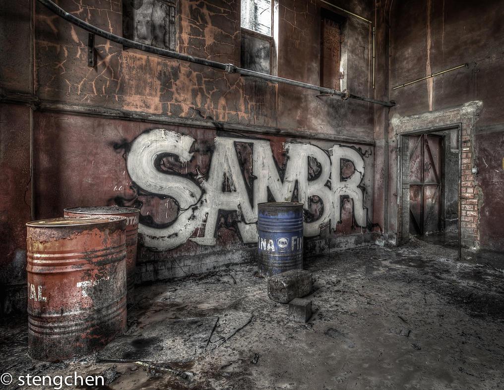 SAMBR by stengchen