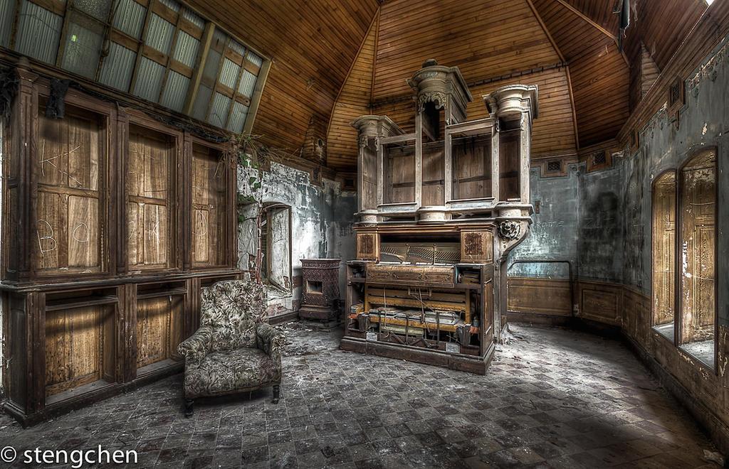 Villa Amelie by stengchen
