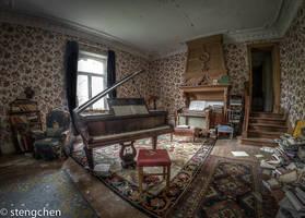 Music Room by stengchen