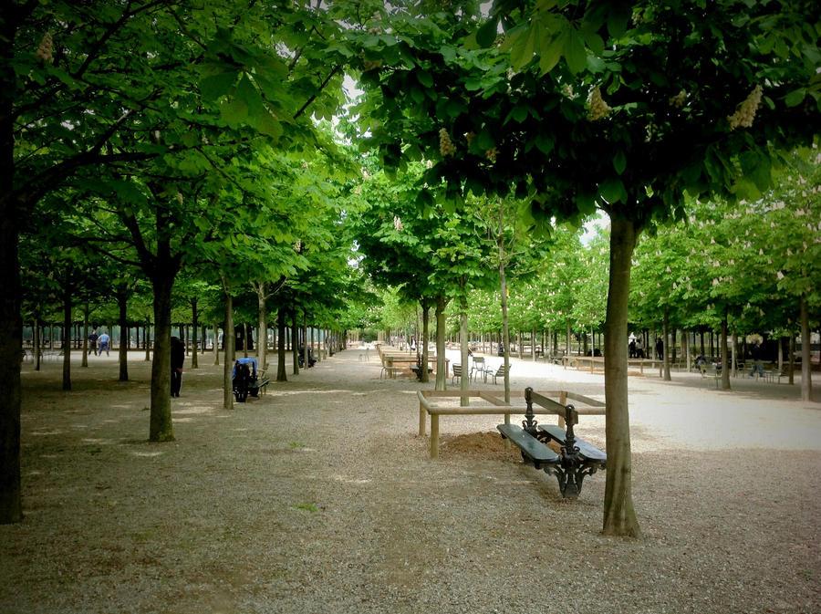 Jardin du luxembourg paris by 2rick2 on deviantart for Art du jardin zbinden sa