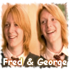 Fred and George Icon by xxSnarky