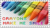 Crayons by xxSnarky