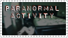 Paranormal Activity by xxSnarky