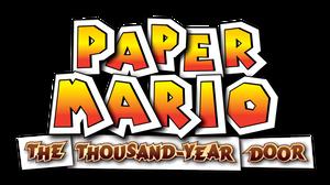 [RENDER] Paper Mario TTYD Logo