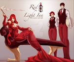 Welcome to Red Light Inn by lady-blackwings