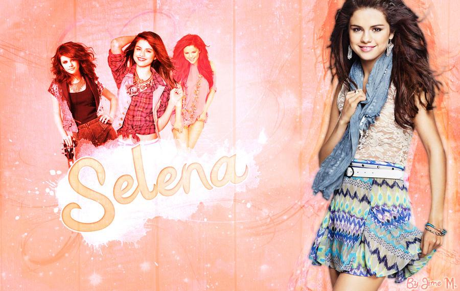 Selena Gomez by Jii91 on DeviantArt