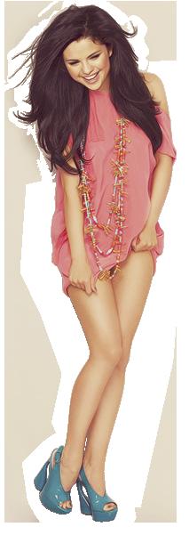 Selena Gomez PNG by Jii91