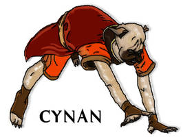 Cynan All Fours - Final by NickParamonte