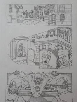 Cynan Comic Page