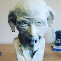 Cynanthrope Headsculpt by NickParamonte