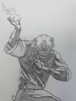 Cynan Conjuring