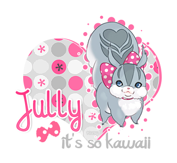 Jully It's so kawaii by Ashia-Aisika