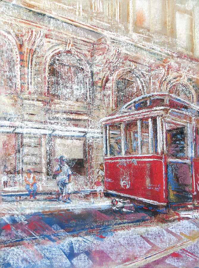o Tram de Lisboa by tutanvaly