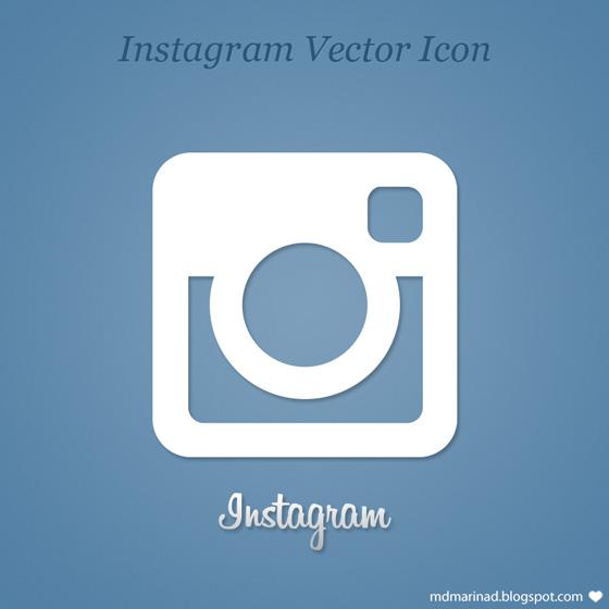 Vector Illustration Instagram: FREE Instagram Vector Icon Logo By MarinaD On DeviantArt