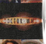Flame Logo of Doctor Who