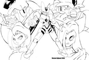 +We Are Perfect Cell+ by sheldian