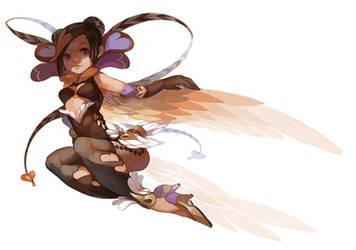 Character design by meniusalau