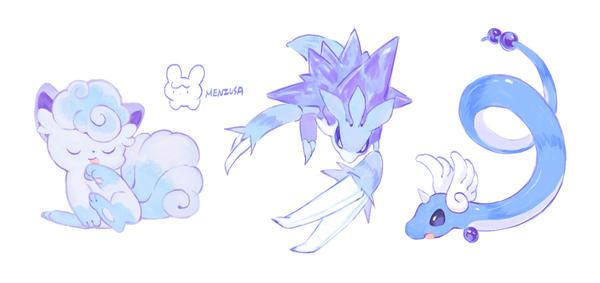 pokemon doodle2