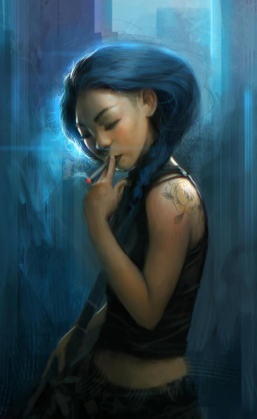 Smoking by clonerh