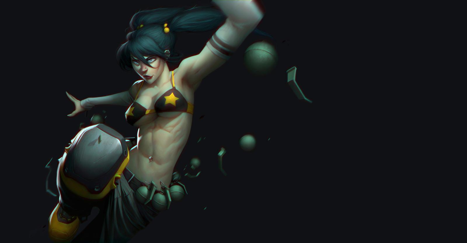 Grenatta by clonerh