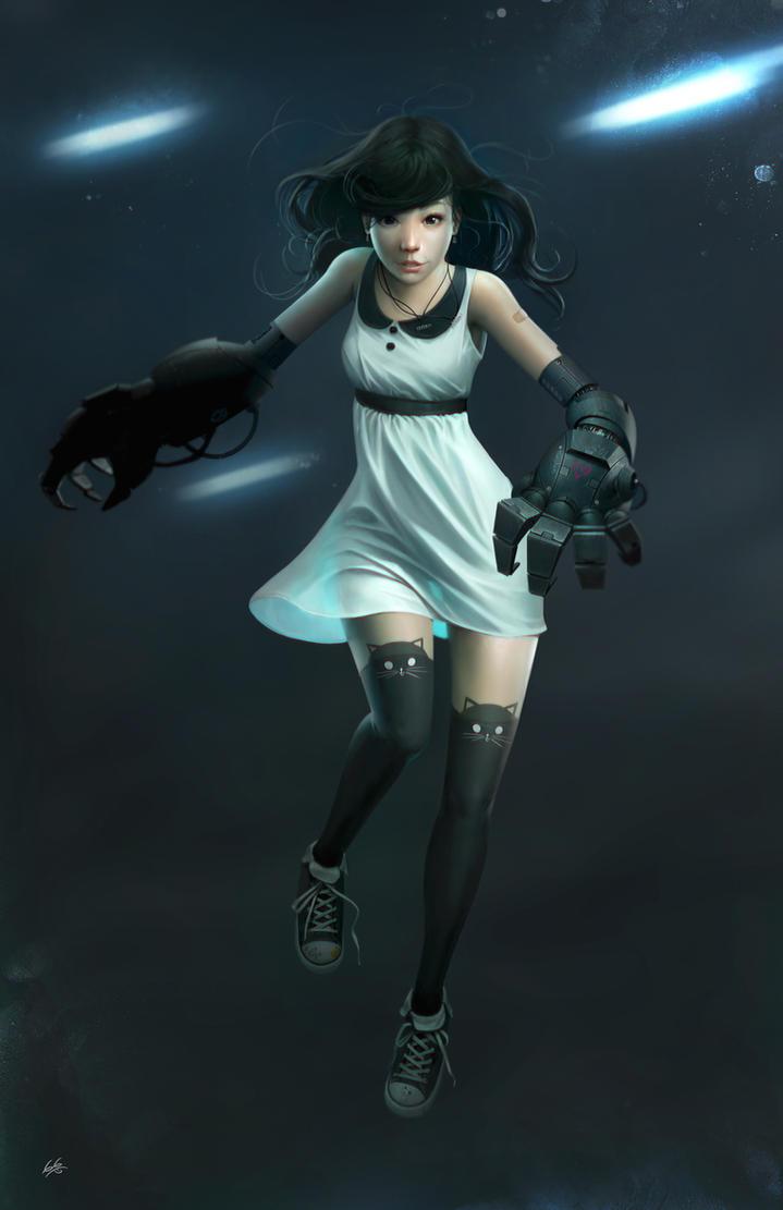 Anna by clonerh