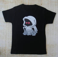 Ghostly Tshirt by Veinctor
