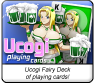 Fairy-Ucogi-Plain-Deck by Veinctor