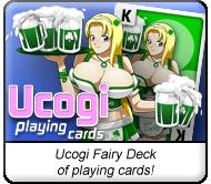 Fairy-Ucogi-Plain-Deck by Veinctor