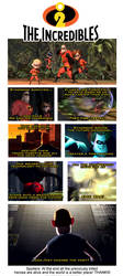 Incredibles 2: The sequel prequel! by Veinctor