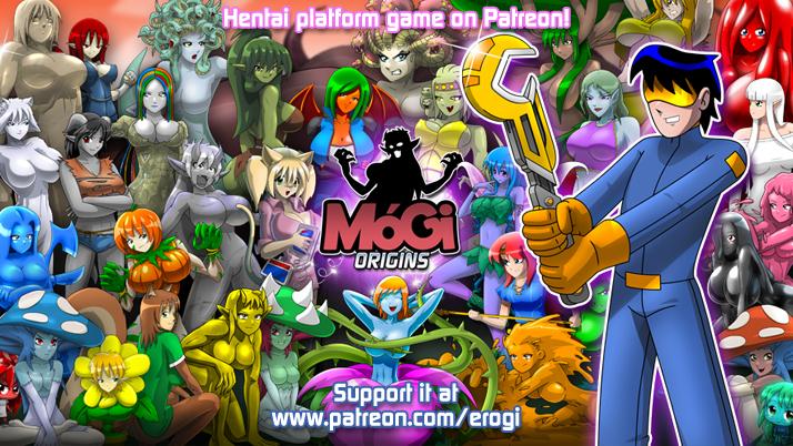 Mogi Patreon Promo 01 by Veinctor