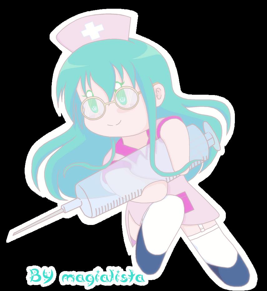 enfermera marlene by magialista23