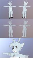 Taru Deer .:Commission:.