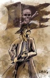 Spanish Pirate