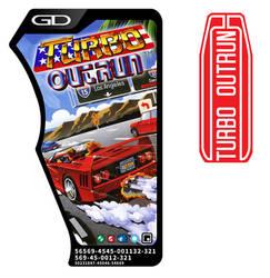Ex-Aid - Turbo Outrun Gashat