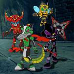 Kamen Rider Chaotix
