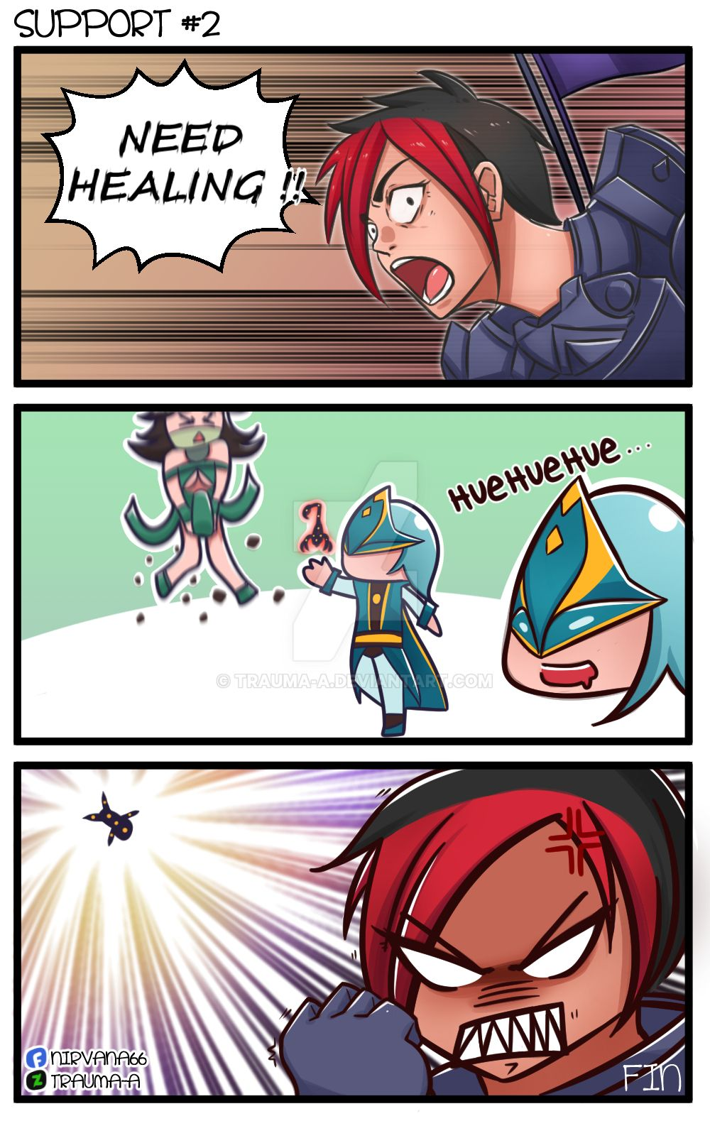 paladins comic support 2 by traumaa on deviantart