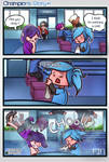 Paladins comic - How Evie got Her Superpower