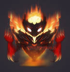 SHADOW FIEND (COMMISSION)