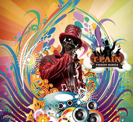 T-pain Poster